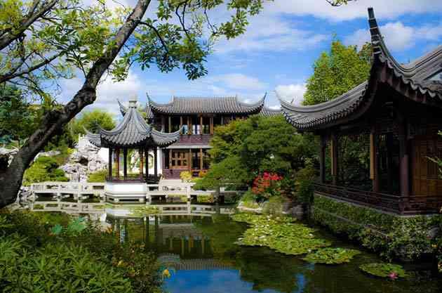 Картинки природы в китайском стиле