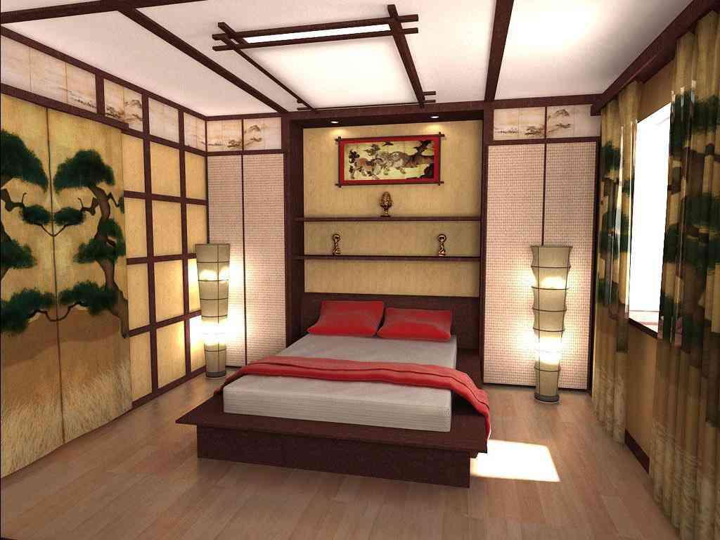 Спальня в китайском стиле своими руками фото